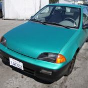 1994 Geo Metro XFI 1 0L 5-speed manual for sale for sale: photos