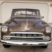 1952 chevy 4 door with finder skirts for sale photos for 1952 chevy belair 4 door