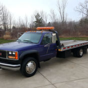 1992 Sierra 3500-HD Tow truck Wrecker 6.5 turbo MT for ...