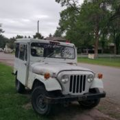 1977 amc dj5f postal jeep rhd for sale photos technical specifications description. Black Bedroom Furniture Sets. Home Design Ideas