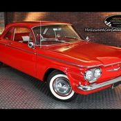 Beautiful First Year 1960 Corvair 700 Coupe Deluxe