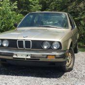 Worksheet. BMW 325e E30 for sale photos technical specifications description