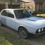 1983 E28 BMW 533i For Sale Photos Technical