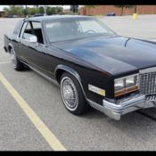 1968 Cadillac Eldorado Triple Black Beauty for sale: photos