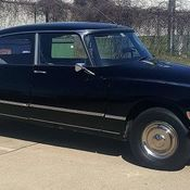 Toyota Auburn Ma >> 1971 CITROEN DS21 PALLAS. ACTUAL MENTALIST CAR. for sale ...