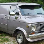Chevy Van G10 Shorty California Van for sale: photos, technical