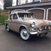 1957 Hillman Husky Wagon For Sale Photos Technical Specifications