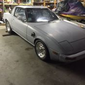 1984 Mazda Rx7 7 Drag Car For Sale Photos Technical