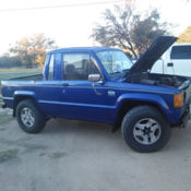 1990 Isuzu Pup Diesel Pickup Truck for sale: photos, technical