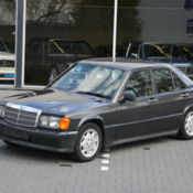 mercedes benz 190e 2.5 16v cosworth rhd w201 for sale: photos