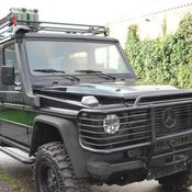Mercedes G-class 300 GD Sturdy Turbo Diesel 5-speed !!! for sale