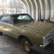 1969 Dodge Dart GTS Matching Numbers 383 4 speed for sale