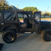Lovely Nice 1991 Jeep Wrangler YJ With Upgrades And New Parts