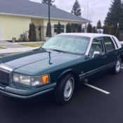1992 Lincoln Town Car Jack Nicklaus Edition For Sale Photos