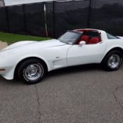 1991 Corvette Convertible Hardtop For Sale >> 1972 Corvette convertible 4 speed with 350 small block new paint for sale: photos, technical ...