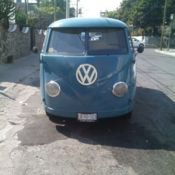 BARN FIND 1958 Volkswagen VW Bus Panel Van Microbus split ...
