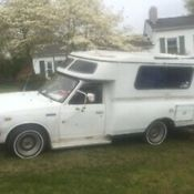 1986 Toyota MotorHome/ Camper for sale: photos, technical