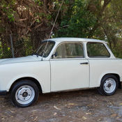 Trabant 601 1990 Registered In Usa For Sale Photos