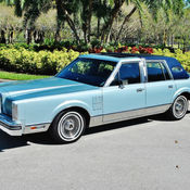 1980 Lincoln Continental Rare 351 5 8l Engine With Town Car Trim