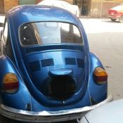 54bedb5901 VW beetle classic coupe blue very good condition