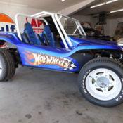 Vw Volkswagen Hot Wheels Manx Style Dune Buggy