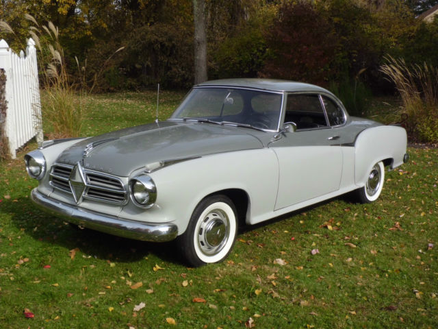 1958 Other Makes coupe