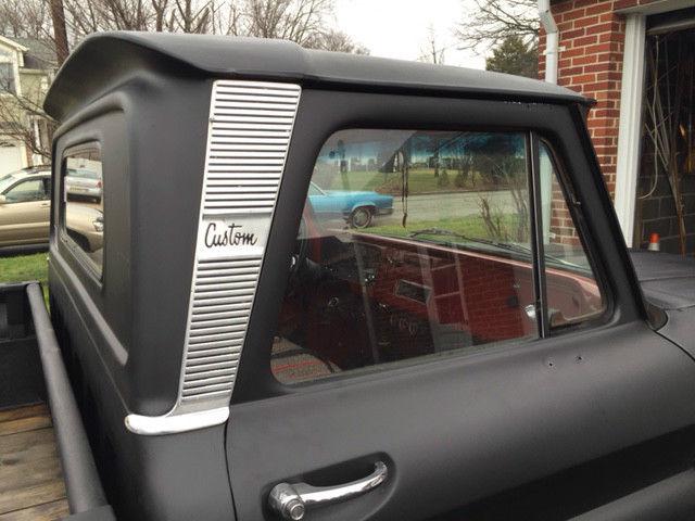 1965 Chevy C10 Fleetside Custom  Shortbed  Pickup Truck