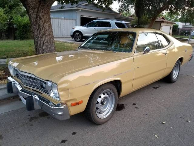 1974 Plymouth Duster 225 - Slant 6 - Automatic - A/C - New