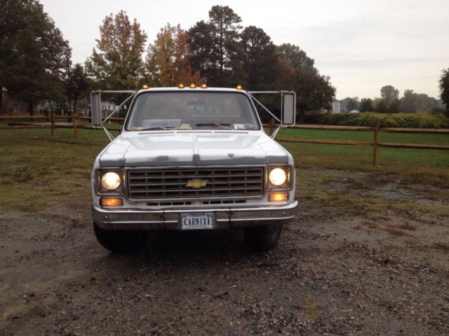 1976 Chevrolet Other Pickups CHEVY C30 SHORT BED TRUCK