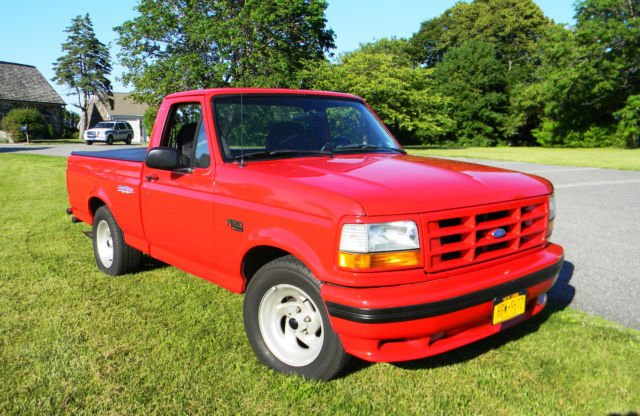 1993 Ford F-150 SVT lightning SVT