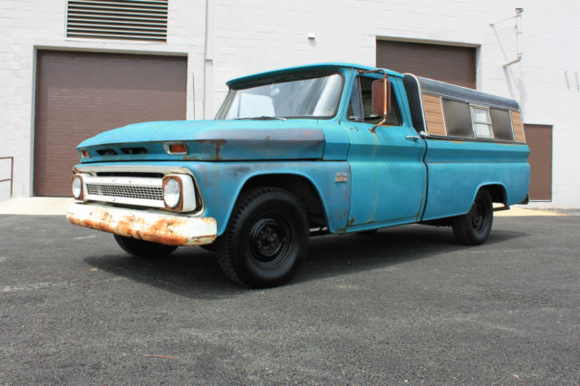 1966 Chevrolet C-10 1966 CHEVY C10 PRO TOURING SPORT TRUCK