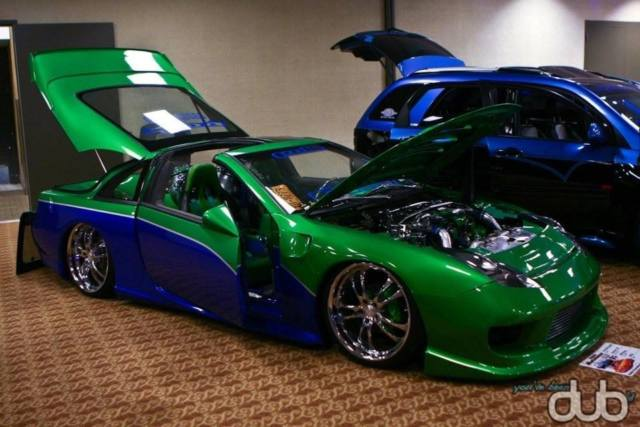 Fully Custom Built Nissan 300zx Show Car For Sale