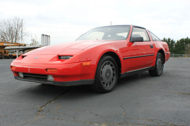 1987 Nissan 300ZX 1987 NISSAN 300ZX TURBO NOT SUPRA NOT RX-7