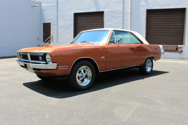 1971 Dodge Dart NOT SWINGER 1971 DODGE DART GT