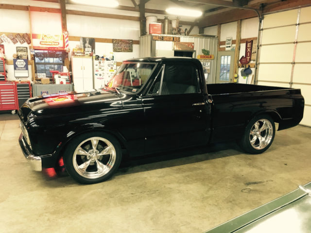 1969 Chevrolet C-10 c10 shortbed