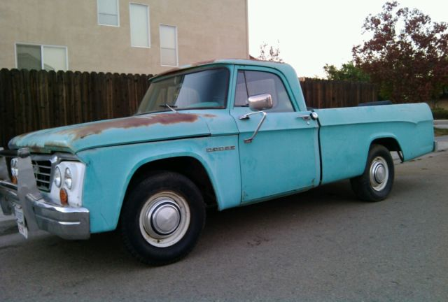 1964 Dodge Other Pickups