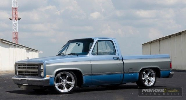 Used Trucks For Sale In Ky >> ** Silverado ** C10 ** Square Body ** Shop Truck ** Sierra ** for sale: photos, technical ...