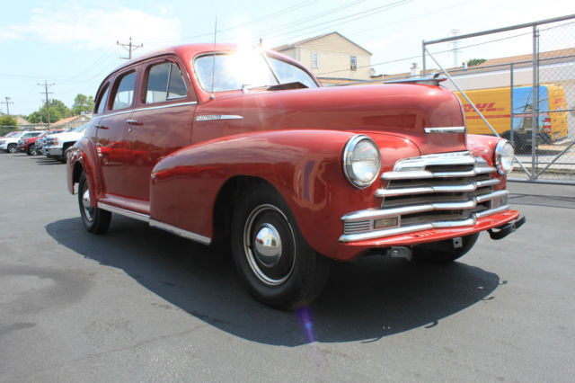 1947 Chevrolet Other 1947 CHEVY FLEETMASTER HOT ROD CLASSIC