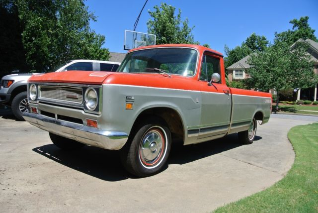 1971 International Harvester 1110 Pickup