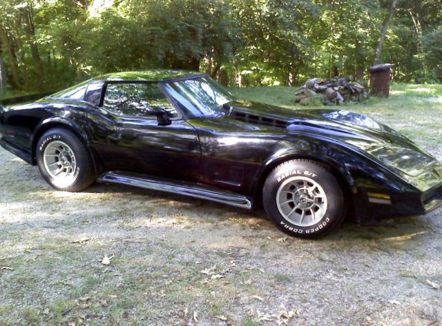 1979 Chevrolet Corvette MIRRORED T-TOPS