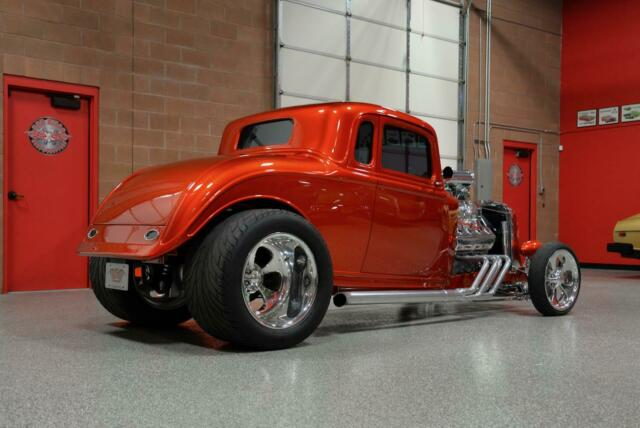 1934 Plymouth 5-Window Coupe Blown Hemi