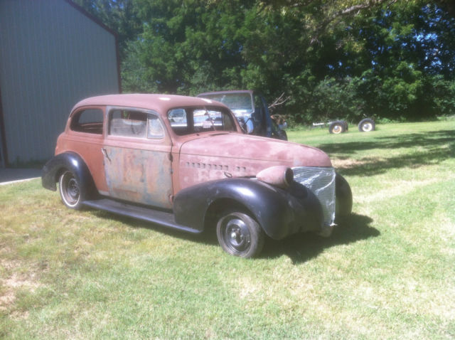 1939 Chevrolet Other 2 Door Sedan