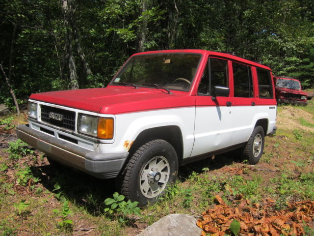 1988 Isuzu Trooper