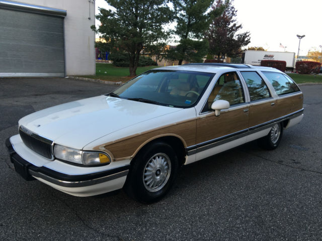 1992 Buick Roadmaster Collectors Edition