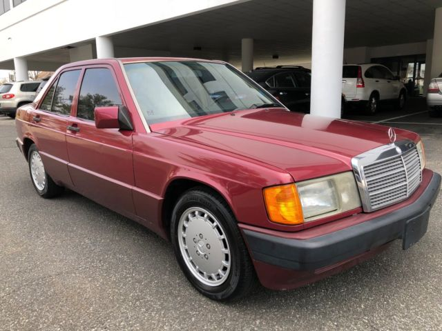 1993 Mercedes-Benz 190-Series 2.3