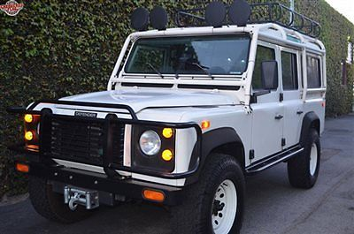 1993 Land Rover Defender 5dr Wagon