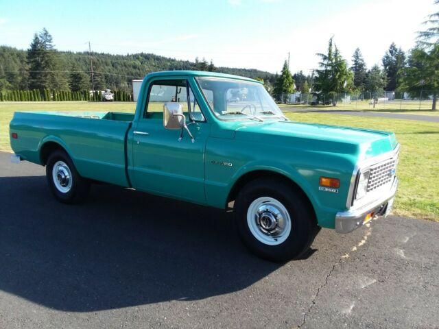 1972 Chevrolet C-10 C-20. 53k Documented OG Miles 100% OG Paint & Int.