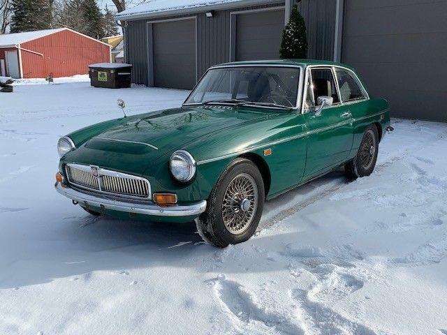 1 owner 1969 MGC GT 16,000 Original Miles for sale: photos