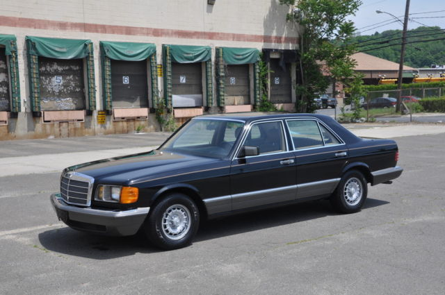 1985 Mercedes-Benz 300-Series 300SD Turbo Diesel