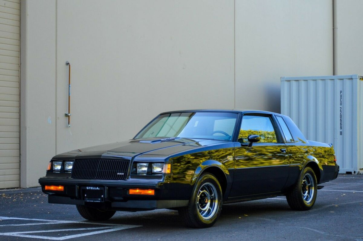1987 Buick Grand National 5K MILES